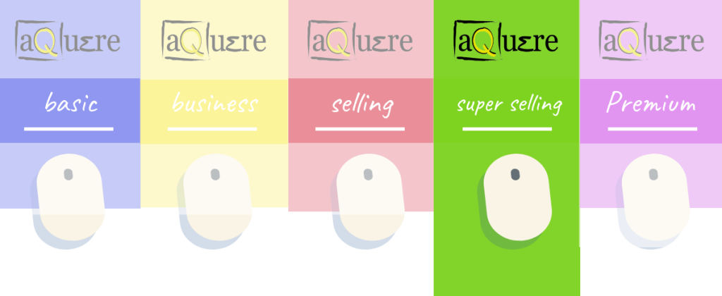 AQUERE SUPER SELLING