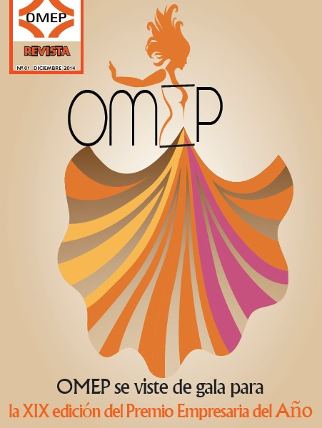Revista corporativa de OMEP