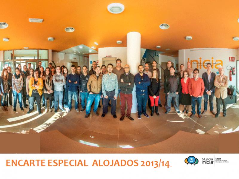 Suplemento especial Alojados en el CIMM 2013