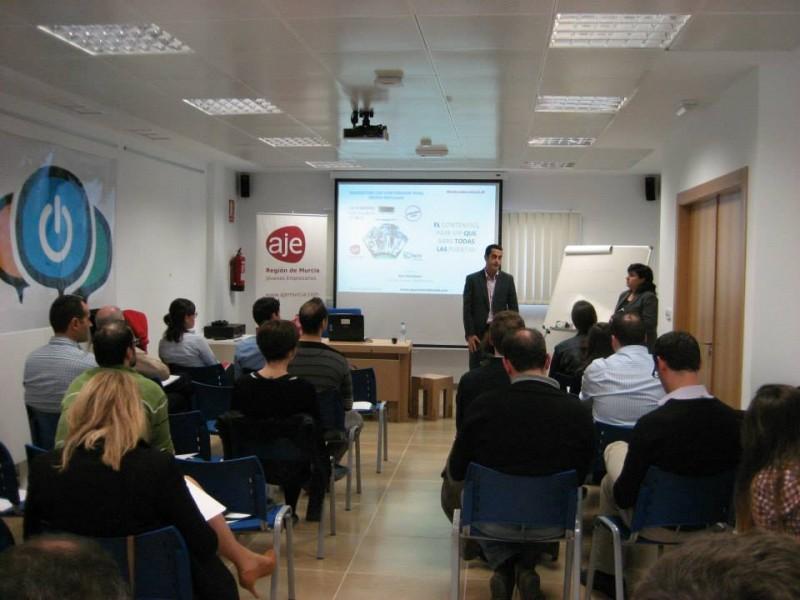 Taller de Marketing de Contenidos para Redes Sociales