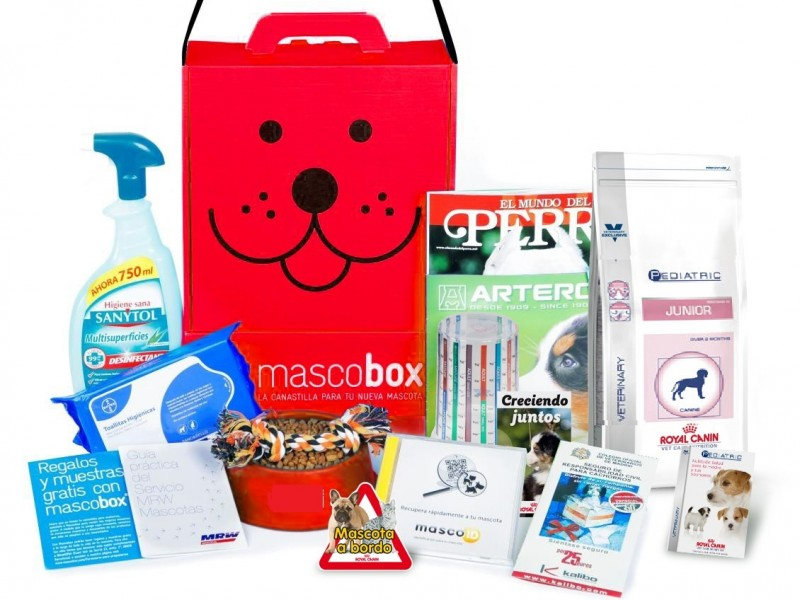 Marketing de contenidos para Mascobox